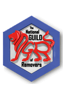 Guild of Removers logo